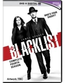 5050629580037 - Blacklist - Season 4