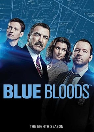6009709163881 - Blue Bloods - Season 8