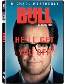6009707518690 - Bull - Season 1 - Michael Weatherly
