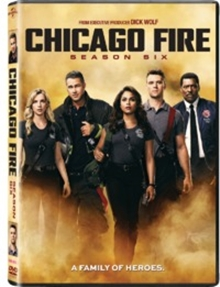 6009709162525 - Chicago Fire - Season 6