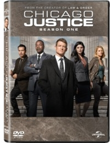 6009707518652 - Chicago Justice - Season 1