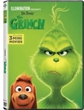 6009709165847 - Dr Seuss: The Grinch - Benedict Cumberbatch