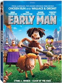 6009709163355 - Early Man - Eddie Redmayne