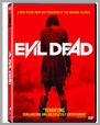 94520 DVDS - Evil Dead - Jane Levy