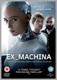 6009700331715 - Ex Machina - Alicia Vikander