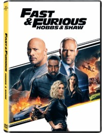 6009710442470 - Fast and Furious Presents: Hobbs and Shaw - Dwayne Johnson