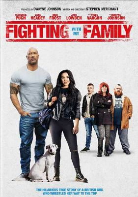 6009710441367 - Fighting with my Family - Florence Pugh