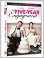 59393 DVDU - Five year engagement - Jason Segel