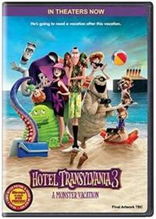 6004416138405 - Hotel Transylvania 3 - Adam Sandler