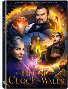 6009709165663 - House With a Clock In Its Walls - Jack Black