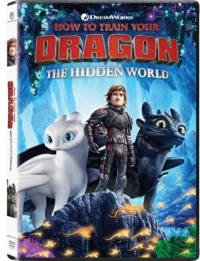 6009709166349 - How to Train Your Dragon: The Hidden World - Jay Baruchel
