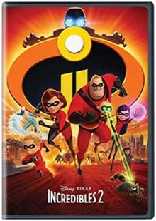 6004416138535 - Incredibles 2 - Brad Bird