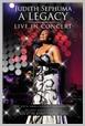 dvspep138 - Judith Sephuma - A legacy - Live in concert