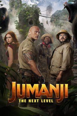 6004416141382 - Jumanji : The Next Level - Dwayne Johnson