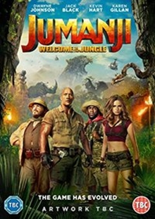 6004416134926 - Jumanji 2 - Welcome To The Jungle - Dwayne Johnson