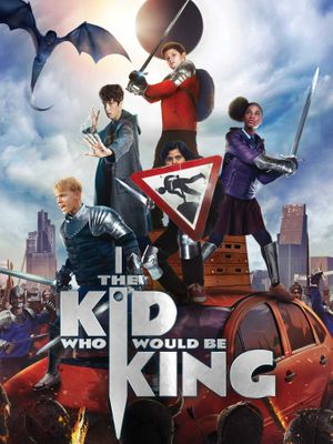 6009709166332 - Kid Who Would Be King - Louis Ashbourne Serkis