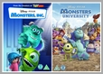 10223021 - Monsters Box Set: Monsters Inc & Monsters University