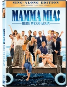 6009709162655 - Mamma Mia: Here We Go Again - Meryl Streep