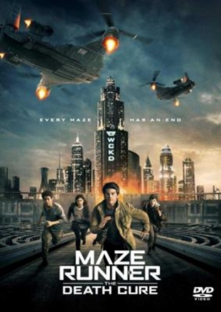 6009709161511 - Maze Runner 3 - The Death Cure - Dylan O'Brien