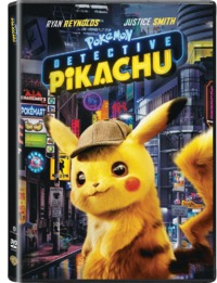 6009710441848 - Pokémon Detective Pikachu - Ryan Reynolds