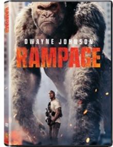 6009709162860 - Rampage - Dwayne Johnson