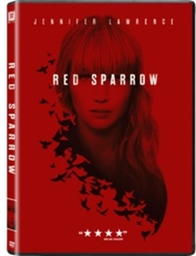 6009709161542 - Red Sparrow - Jennifer Lawrence