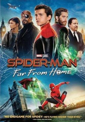 6004416140507 - Spider-man - Far from Home - Tom Holland