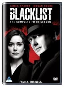 5035822521087 - Blacklist - Season 5