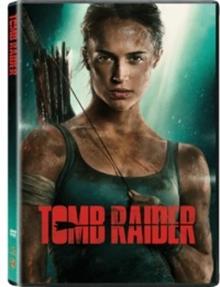 6009709162730 - Tomb Raider - Alicia Vikander