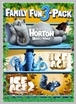39618 DVDF - Horton / Ice Age / Ice Age 2 Box Set (3 disc) - Animated