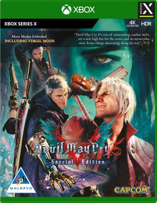 5055060973905 - Devil May Cry 5: Special Edition - XB Series x