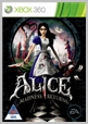 EAJ07607869 - Alice -  Madness Returns - Xbox