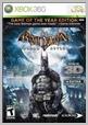 X360 8433 - Batman - Arkham Asylum GOTY - Xbox