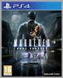 502290062771 - Murdered: Soul Suspect - PS4