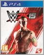 5026555417358 - WWE 2K15 - PS4