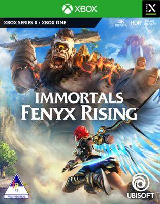 3307216144090 - Immortals Fenyx Rising - XB Series x