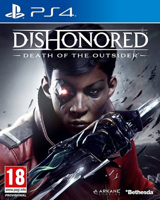 5055856415701 - Dishonored: Death of the Outsider - PS4