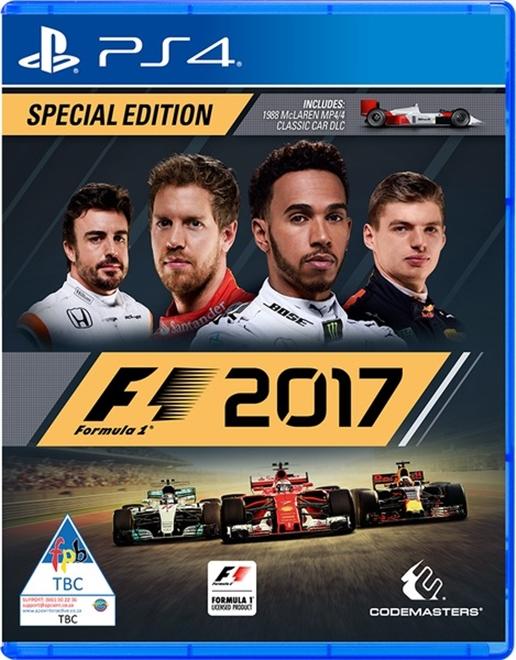 4020628782023 - F1 2017 - PS4