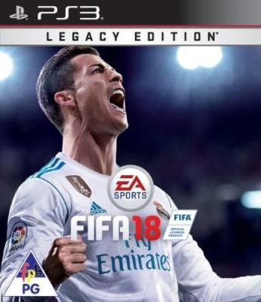 5030945121503 - FIFA 18 - PS3