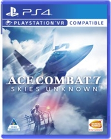 3391891993111 - Ace Combat 7 - Skies unknown - PS4