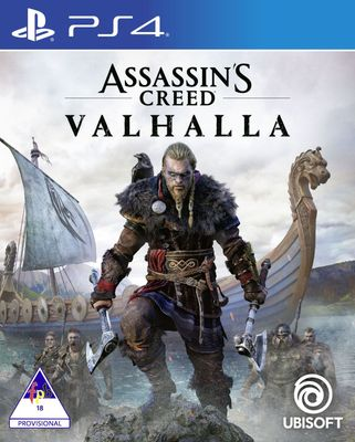 3307216168300 - Assassin's Creed: Valhalla - PS4