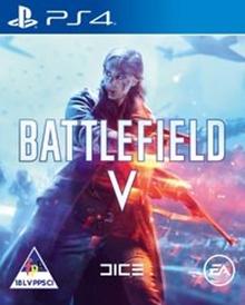 5035224122288 - Battlefield V - PS4