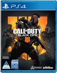 5030917239212 - Call of Duty - Black Ops 4 - PS4