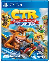5030917269721 - Crash Team Racing Nitro Fueled - PS4