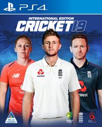 9352522000251 - Cricket 2019 International Edition - PS4