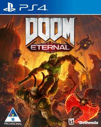 5055856422686 - DOOM Eternal - PS4