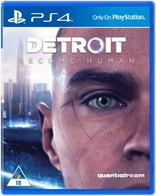 711719397472 - Detroit - Becoming Human - PS4