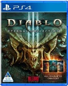 5030917236334 - Diablo III - Eternal Collection - PS4