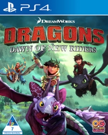 5060528031776 - DreamWorks Dragons Dawn of New Riders - PS4