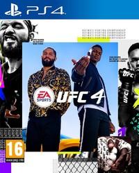 5030943124025 - EA Sports UFC 4 - PS4